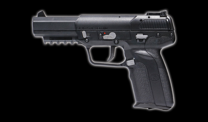 FN・ファイブセブン・6mmBB・CO2ブローバック