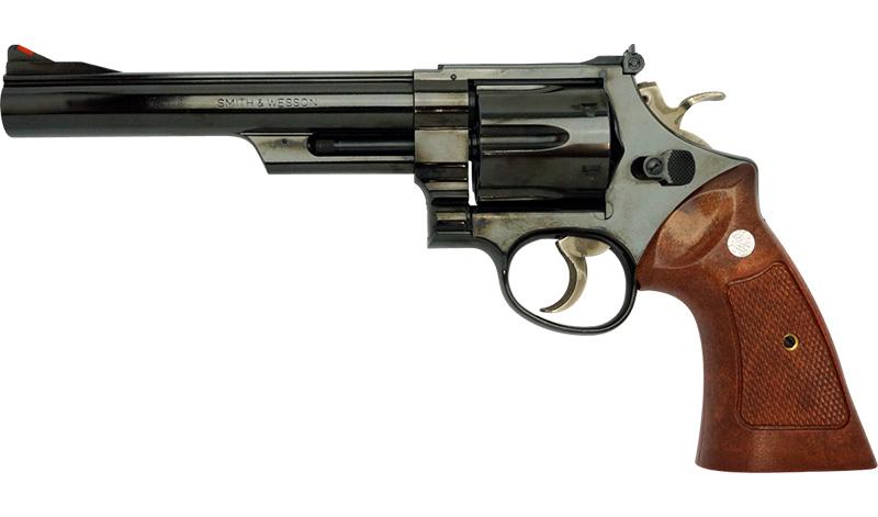 """S&W M29 カウンターボアード """"Dirty Harry Model"""" 6 1/2inch スチールジュピターフィニッシュ (モデルガン)"""